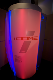 iDome Electric Sun Tanning Salons
